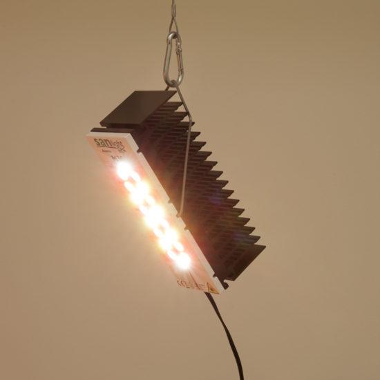 SANlight M30 hanging-lights on Low R